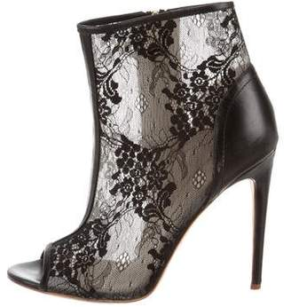 Jerome C. Rousseau Juda Lace Ankle Boots