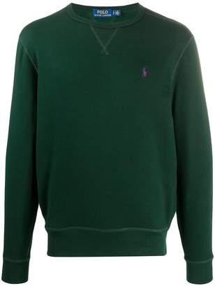 Polo Ralph Lauren cotton logo sweater