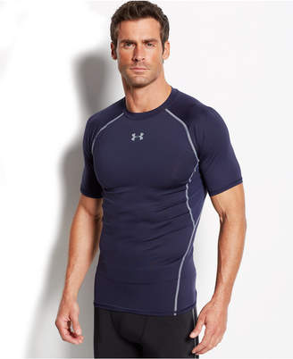 Under Armour Men's HeatGear Armour T-Shirt $27.99 thestylecure.com