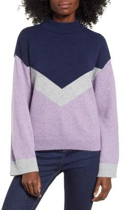BP Chevron Stripe Sweater
