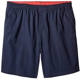 Nautica Men's Boardwalk Elastic Waist Stretch Cotton Short