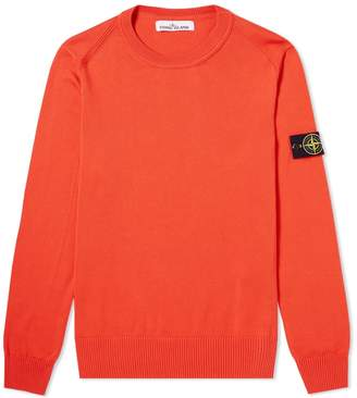 affd0a3ecf6778 Stone Island Soft Cotton Crew Knit