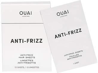 Ouai Anti Frizz Smoothing Sheets.