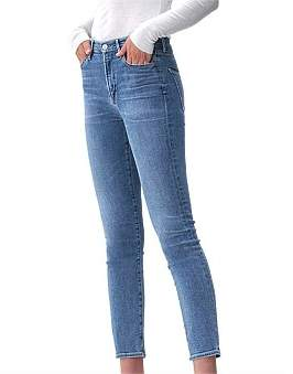Citizens of Humanity Cara Mid Rise Straight Jean