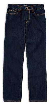 Ralph Lauren Boys' Straight-Fit Jeans - Big Kid