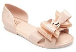 Mini Melissa Girl's Mel Sedu Sandals $80 thestylecure.com