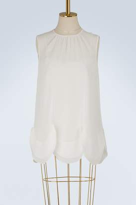 Prada Sleeveless blouse