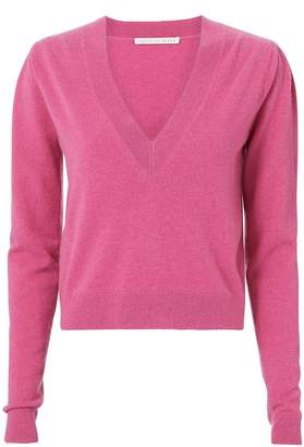 Veronica Beard Calle Puff Sleeve Sweater