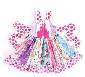 Honeydew Disney Princess Dress