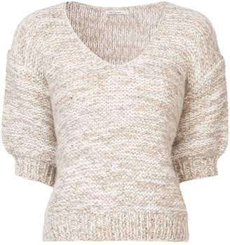 Mes Demoiselles knitted top