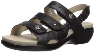 Aravon Women's Pc Three Strap Sandal