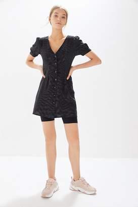 Urban Renewal Vintage Remnants Menswear Pinstripe Mini Dress
