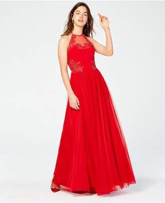 Red Teenage Dresses