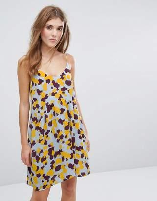 Vila Printed Cami Dress