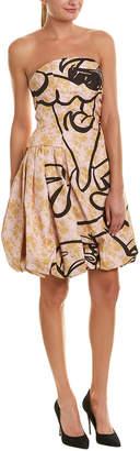 Moschino A-Line Bubble Dress