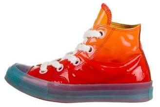 J.W.Anderson Converse Patent Leather 70s Toy High-Top Sneakers