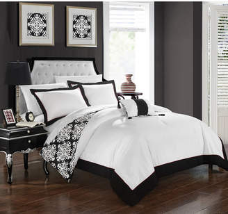 Chic Home Trina 4 Pc Queen Duvet Cover Set Bedding