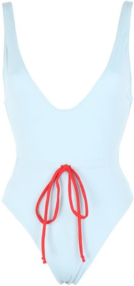 Solid & Striped One-piece swimsuits - Item 47239059KT