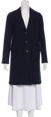 Boglioli Knee-Length Wool Coat