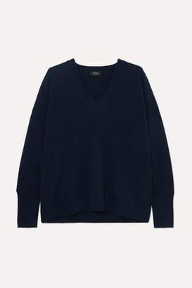 J.Crew Rosalyn Cashmere Sweater - Navy