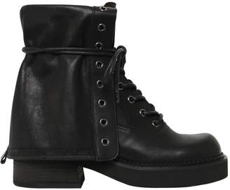 See by Chloe 50mm Leather Army Boots
