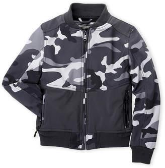 Urban Republic Boys 8-20) Camouflage Bomber Jacket