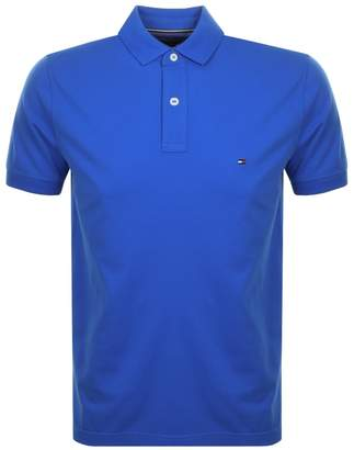 Tommy Hilfiger Classic Polo T Shirt Blue