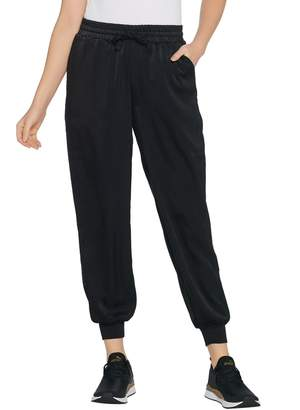 Anybody AnyBody Loungewear Tall Satin Jogger Pants
