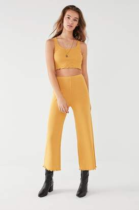 Urban Outfitters Ribbed Sweater Wide-Leg Pant