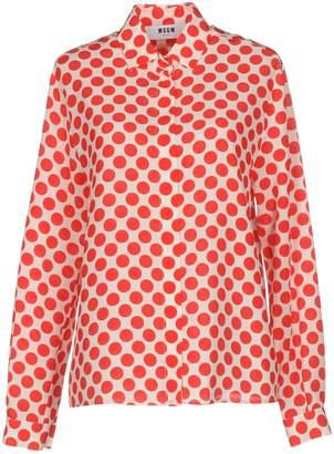MSGM Shirts $470 thestylecure.com