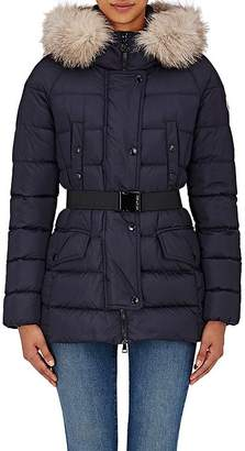 Moncler Women's Clio Fur-Trimmed Jacket