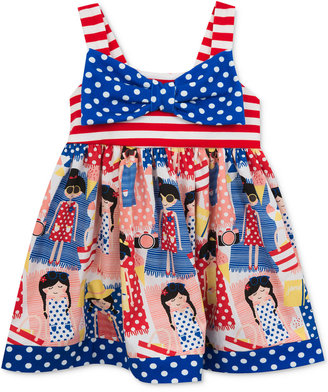 Rare Editions Americana Bow Sundress, Toddler & Little Girls (2T-6X) $48 thestylecure.com