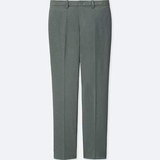 Uniqlo Men's Ezy Ankle-length Pants (dry-ex)