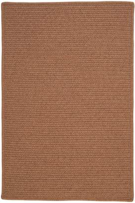 Colonial Mills WM80R048X048S Westminster Solid Heathered Wool Rug