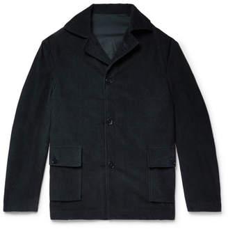 Piombo MP Massimo Cotton-Corduroy Jacket