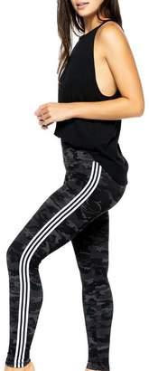 Strut This strut this SAGE ANKLE- TONAL CAMO/SILVER ELASTIC