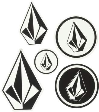 Volcom Young Men's Sticker Pack Accessory, -, O/S