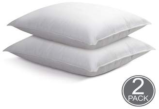 +Hotel by K-bros&Co Rio Home Hotel Laundry Hotel Style Down Alternative Queen Pillow - Pack of 2