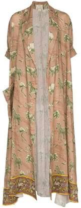 Chufy kinyei linen robe