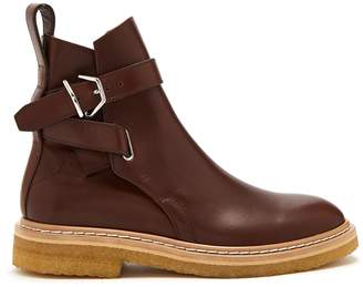 Acne Studios Julian leather chelsea boots