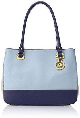 Anne Klein New Recruits Large Satchel Bag $59.99 thestylecure.com
