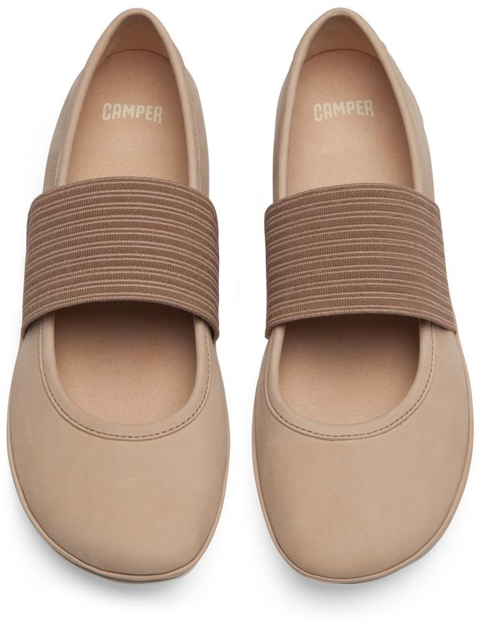 CamperCamper Ballerina Flat Shoe
