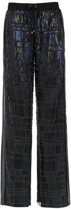 Tufi Duek sequinned pants