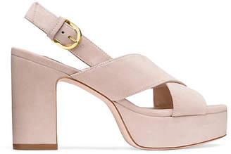 0148d96f2384 Taupe Platform Sandals - ShopStyle UK