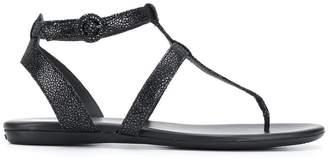 Hogan flat sandals