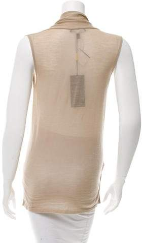 Gucci Cashmere Knit Top w/ Tags