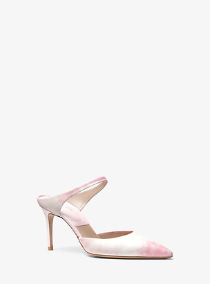 Michael Kors Helene Tie-Dye Leather Pump