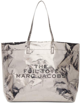 Marc Jacobs Silver Foil Tote