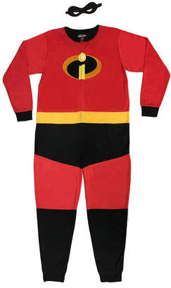 Disney Mr. Incredible Union Suit One Piece Pajama - Men's