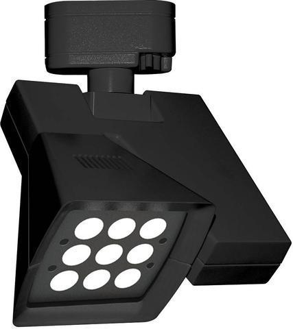 WAC Lighting LEDme Black Logos 23 Watt Track Luminaire